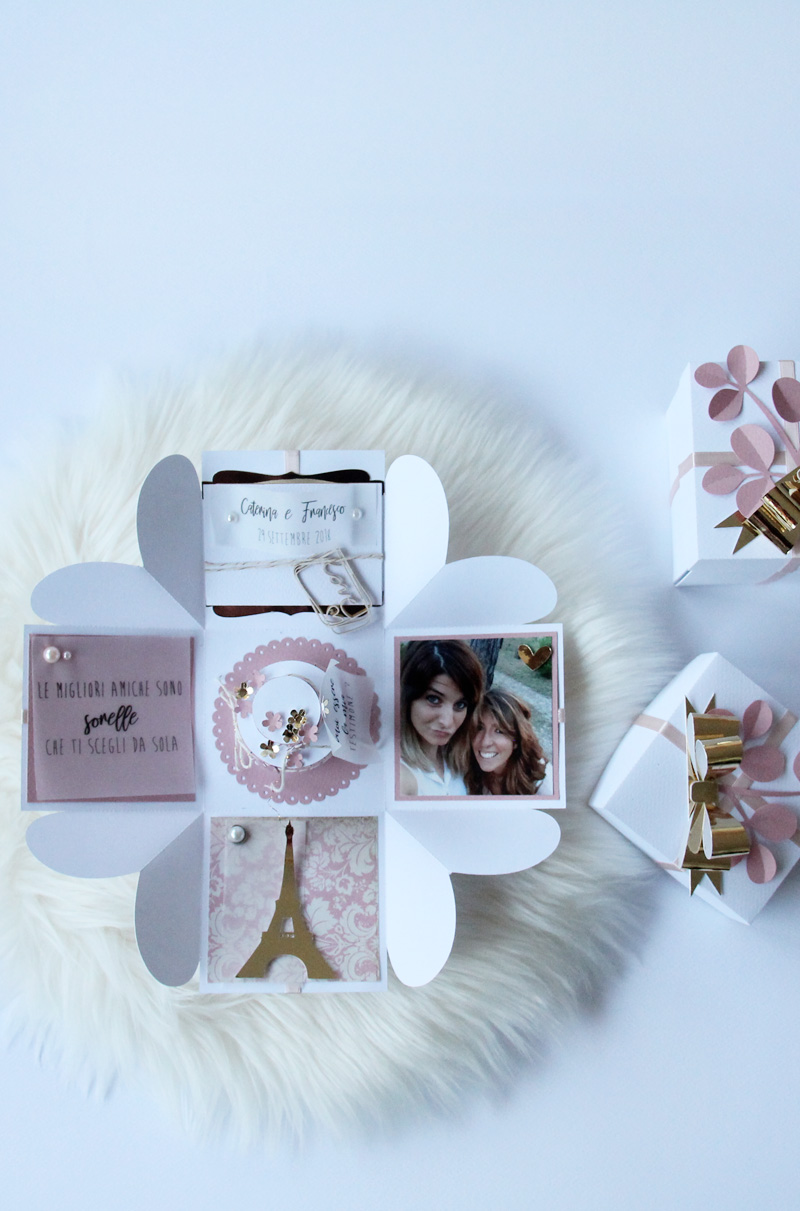 C+F – Romantic Wedding