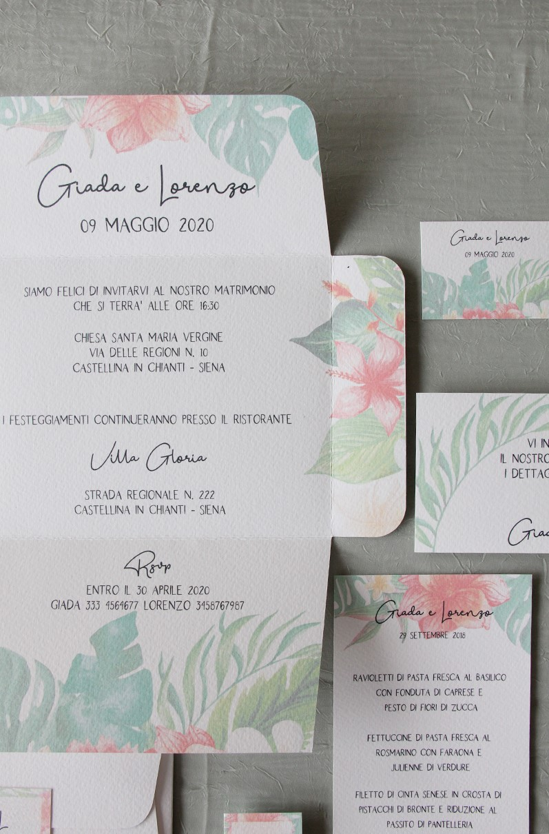 Jungle – A great special wedding