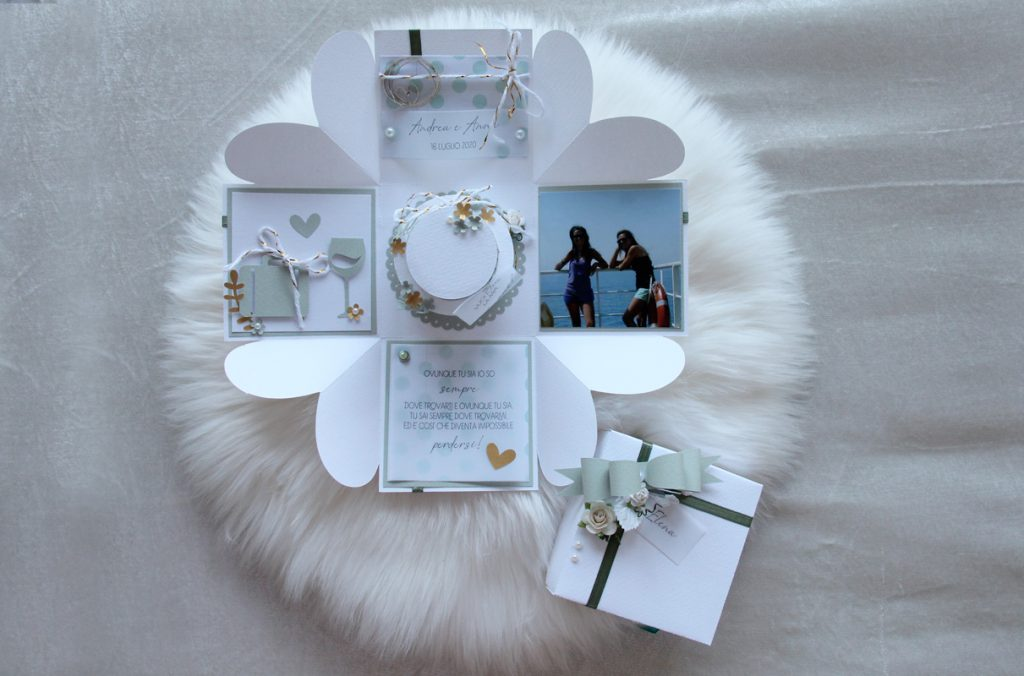 Bridesmaid's box